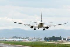 Les derniers moments de l'aéroport de wujiaba Photos libres de droits