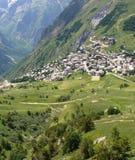 Les Deux Alpes Stock Foto's