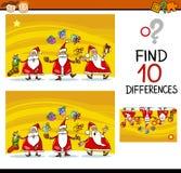 Les différences chargent pour des enfants illustration stock