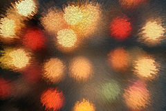 Les différentes couleurs de la lumière expulsent fond illustration libre de droits