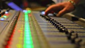 Les disques de musique glissent  Mélangeur banque de vidéos