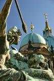 Les DOM à Berlin image libre de droits