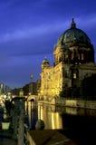 les DOM Allemagne de Berlin Image libre de droits