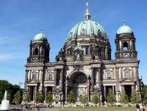 Les DOM de Berlinois Photographie stock libre de droits