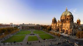 Les DOM de Berlinois Photo libre de droits