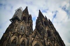 Les DOM de Cologne Photos stock
