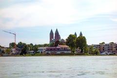 Les DOM de Speyer Photo libre de droits