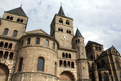 Les DOM St.Peter et Liebefrauenkirche Images stock