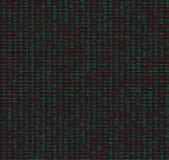Les données ajournent rempli de numéros Image libre de droits