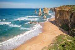 Les douze apôtres, Australie Photo libre de droits