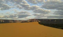 Les dunes de Jalapao, Tocantins, Brésil Photographie stock
