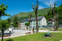 Les Eaux-Bonnes, mountain spa resort in the French Pyrenees