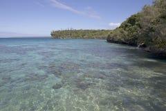 Les eaux claires Photos libres de droits