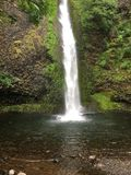 Les eaux curatives Photo stock