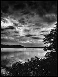 Les eaux d'Eastcoast Photographie stock libre de droits