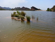 Les eaux de chakwal Image libre de droits