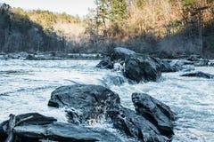 Les eaux fraîches Image libre de droits