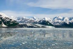 Les eaux glaciales Photo stock