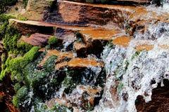 Les eaux maximales de secteur Photos stock