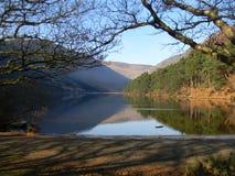 Les eaux paisibles Photographie stock