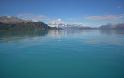 Les eaux placides Image libre de droits