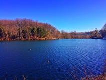Les eaux tranquilles Photos libres de droits