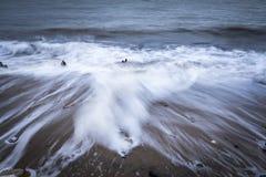 Les eaux tranquilles Images libres de droits