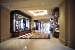 Les Emirats Arabes Unis : Tours d'Emirats de Dubaï Images stock