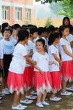 Les enfants heureux Images libres de droits