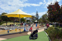 Les espaces verts de Broadwater - Australie de la Gold Coast Photos stock