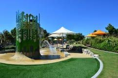 Les espaces verts de Broadwater - Australie de la Gold Coast Images libres de droits