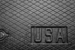 LES Etats-Unis Image libre de droits