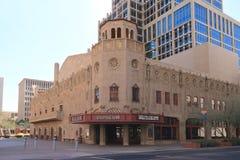 Les Etats-Unis, Arizona/Phoenix : Théâtre d'Orpheum Images libres de droits