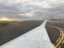LES ETATS-UNIS : Avion de ligne aérienne de l'Amérique à l'aéroport de Philadelphie Photographie stock