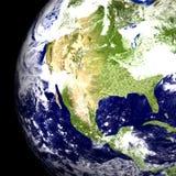 Les Etats-Unis de l'espace Photos stock