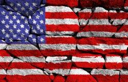 Les Etats-Unis diminuent Photographie stock