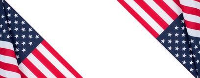 Les Etats-Unis diminuent symbole américain Fond de grunge de l'indépendance Day Photo libre de droits
