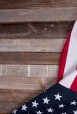Les Etats-Unis diminuent symbole américain Fond de grunge de l'indépendance Day Photos libres de droits
