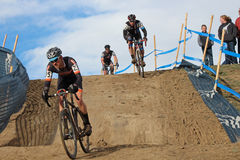 Les 2014 Etats-Unis faisant un cycle les ressortissants de cyclo-cross Photo stock