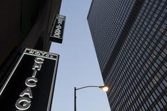 LES Etats-Unis - L'Illinois - Chicago photos libres de droits
