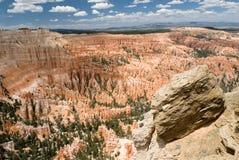 LES Etats-Unis. l'Utah. Gorge de Bryce Photos stock