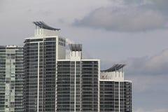 Les Etats-Unis, la Floride Miami - côte atlantique Images stock