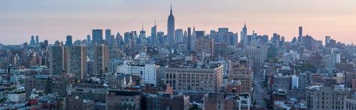 Les Etats-Unis, NEW YORK CITY - 28 avril 2012 : New York City Photo stock