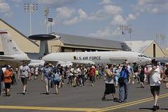 Les Etats-Unis 2014 skyfest Photo stock