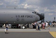Les Etats-Unis 2014 skyfest Photographie stock