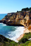Le Praia font le carvoerio de paraiso, images libres de droits