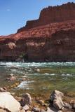 Les falaises majestueuses Photos libres de droits