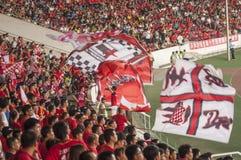 Les fans Image stock