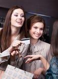Les femmes arrange un compte image libre de droits