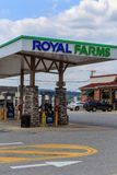 Les fermes royales photographie stock